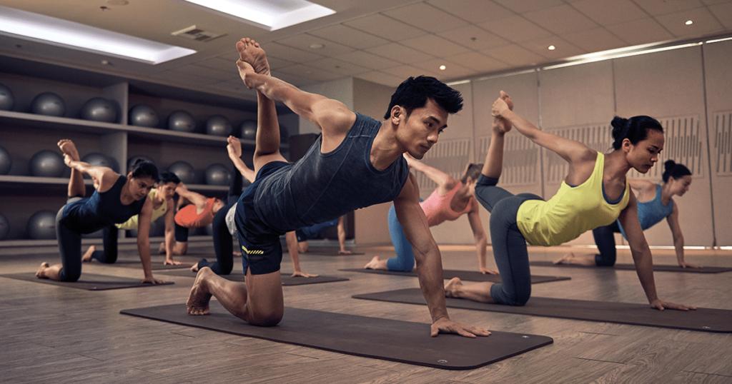 Doing Pilates exercise tones your body health: